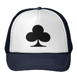 Poker clubs trucker hat