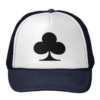 Poker clubs cap