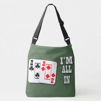 Poker Crossbody Bag