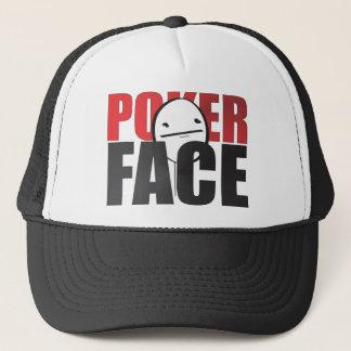Poker Face Hat! Trucker Hat