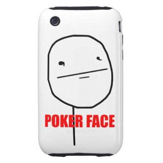 Poker Face - iPhone 3G/3GS Case