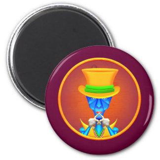 Poker Face Magnets