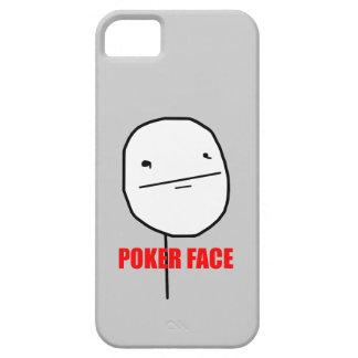 Poker Face Meme iPhone 5 Case