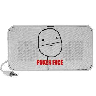 Poker Face - Portable Speaker