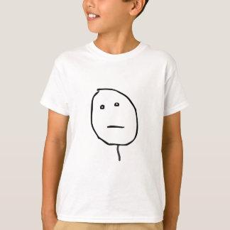 Poker Face T-Shirt