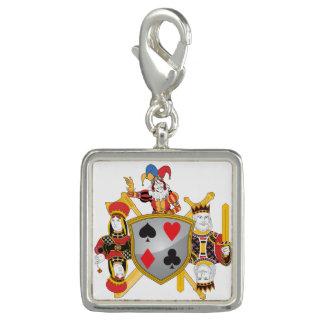 Poker Family Crest