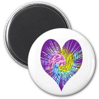 Poker Fans  Club  Merchandise 6 Cm Round Magnet