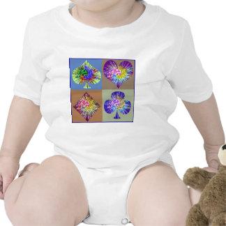 Poker Fans  Club  Merchandise Baby Bodysuit