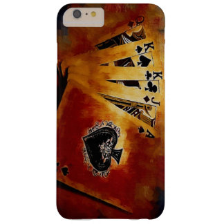 Poker Game Barely There iPhone 6 Plus Case