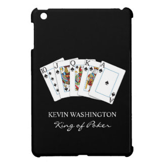 Poker Hand iPad Mini Case