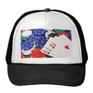 Poker Trucker Hat