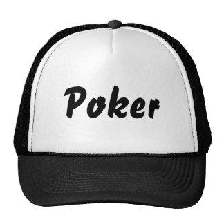 Poker Hat