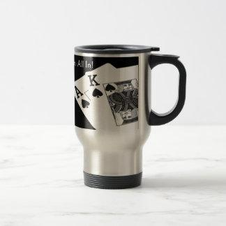 Poker - I m All In Coffee Mugs