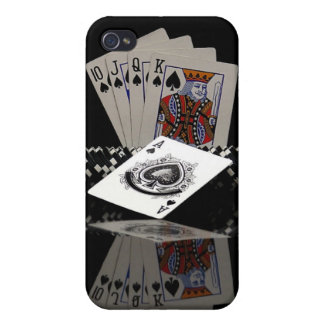 Poker iPhone 4/4S Covers