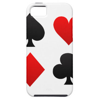 poker iPhone 5 case