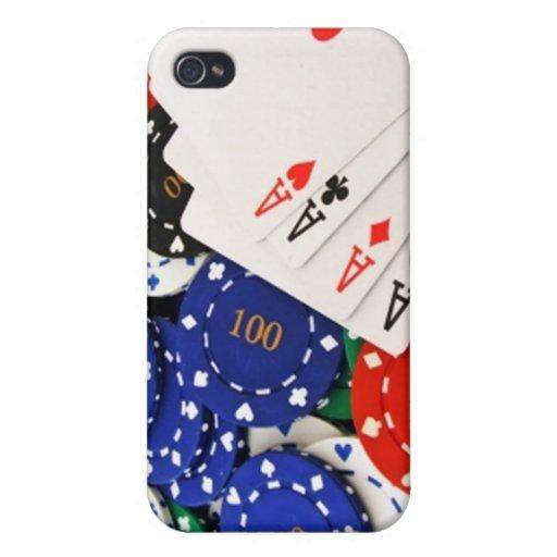 Poker iPhone 4 Case