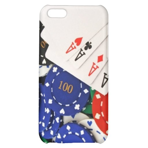 Poker iPhone 5C Covers