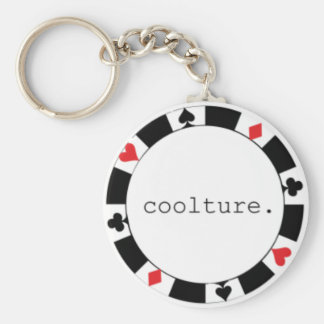 poker key ring