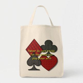Poker Magic Tote Bag
