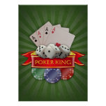 Poker Mania - Cards, Dices, Chips