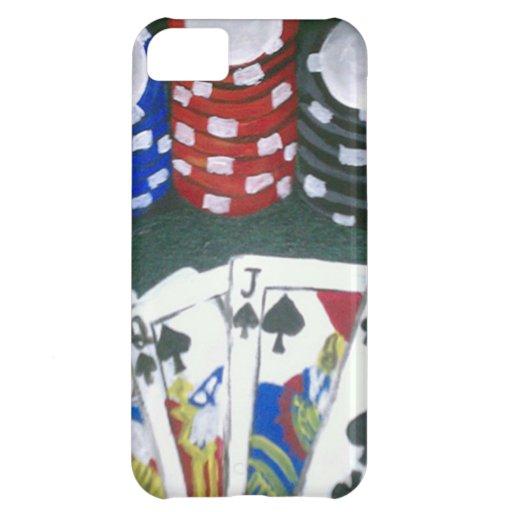 Poker Night iPhone 5C Cases