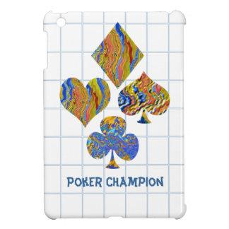 POKER Night Championship iPad Mini Covers