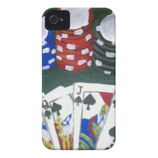 Poker Night iPhone 4 Case-Mate Case