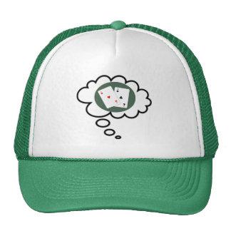 """Poker On My Mind"" Hat"