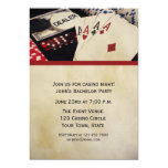 Poker Party Announcement