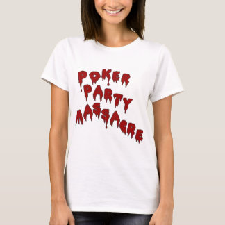 Poker Party T-Shirt