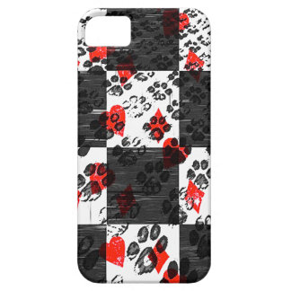 Poker Paws iPhone 5 Case