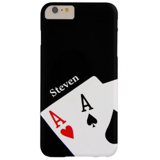 Poker Personalized iPhone 6 Plus Case