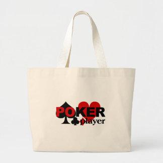 Poker Player bag