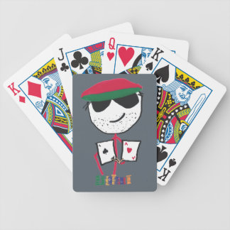 Poker Player Bicycle Playing Cards