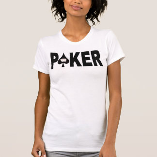 POKER Player Ladies Camisole Shirt