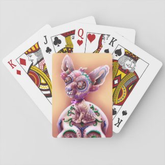Poker Playing Cards Chico El Chihuahua