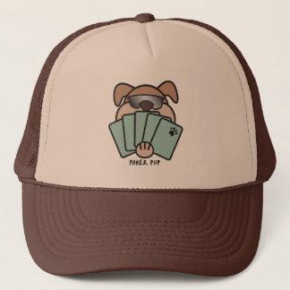 Poker Pup Cap