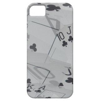 Poker,_Royal_Club_Flush,_ iPhone 5 Case