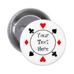 Poker Seeds Button