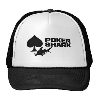 Poker Shark hat