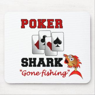 Poker Shark mousepad
