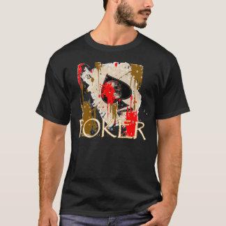POKER SKULL T-Shirt