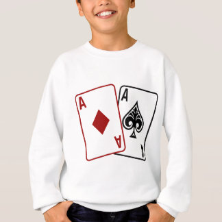 Poker Star Sweatshirt
