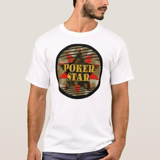 Poker Star T-Shirt