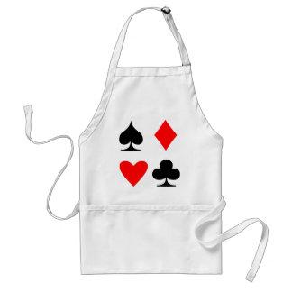 Poker Suite Standard Apron