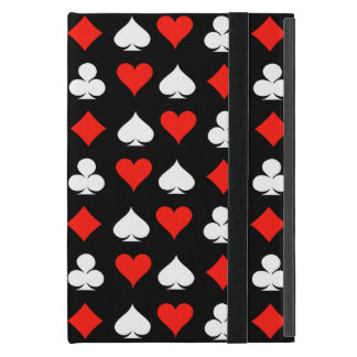 Poker Symbols Cover For iPad Mini