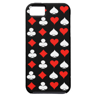 Poker Symbols iPhone 5 Cover