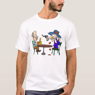 Poker T Shirt Funny