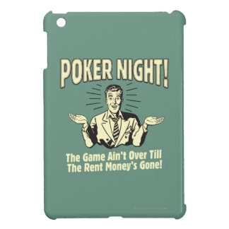 Poker: The Game Ain't Over iPad Mini Cover