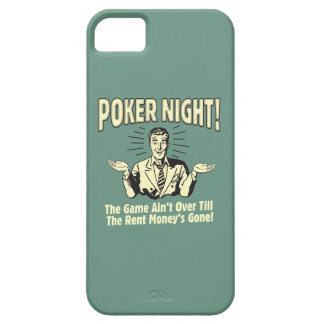 Poker: The Game Ain't Over iPhone 5 Covers